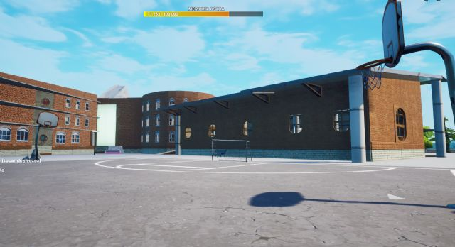 El IES Valle del Segura construye su réplica en el videojuego Fortnite como herramienta educativa para sus alumnos - 1, Foto 1