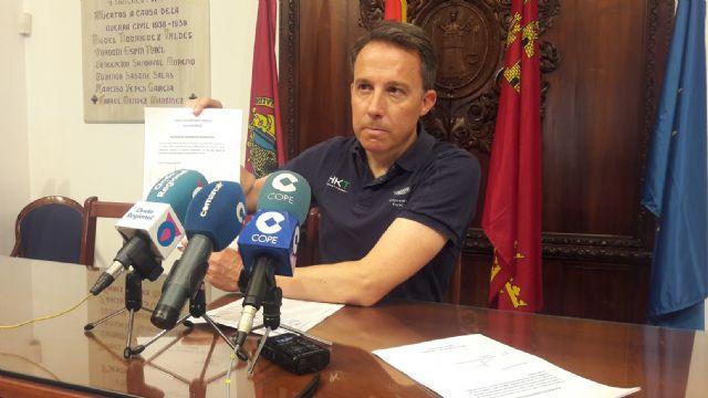 El PP redobla su ofensiva en el Congreso de los Diputados para evitar que los lorquinos tengan que pagar 7,5 millones de euros por IBI el 1 de octubre - 1, Foto 1