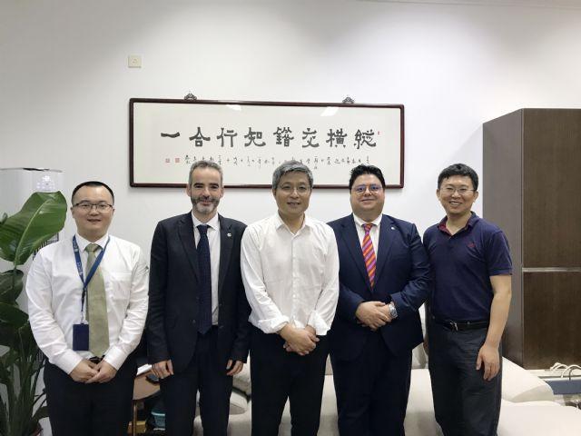 La facultad de Economía y Empresa de la UMU visita la Shanghai Jiao Tong University para el fomento de relaciones internacionales - 2, Foto 2