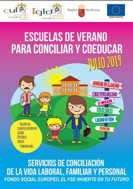 Más de un centenar de niños y niñas participarán del 16 al 31 de julio en una nueva edición de las Escuelas de Verano para conciliar y coeducar - 1, Foto 1