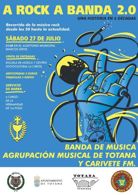 El XXIX Festival de Bandas de Música Ciudad de Totana se celebrará el 20 de julio - 3, Foto 3