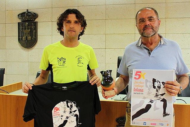 "The Popular Race ""5K Fiestas de Santiago"" will take place on July 19 in an urban circuit"