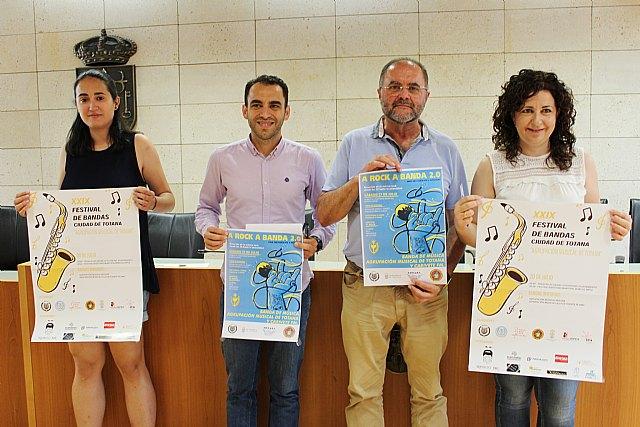 El XXIX Festival de Bandas de M�sica Ciudad de Totana se celebrar� el 20 de julio, Foto 4