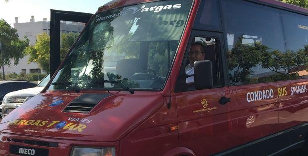 Ya disponible el servicio de autobús estival entre Alhama y el Condado, Foto 1