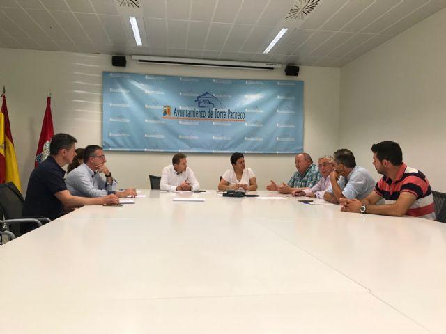 Reunión Ayuntamiento de Torre Pacheco y COEC Torre Pacheco - 1, Foto 1