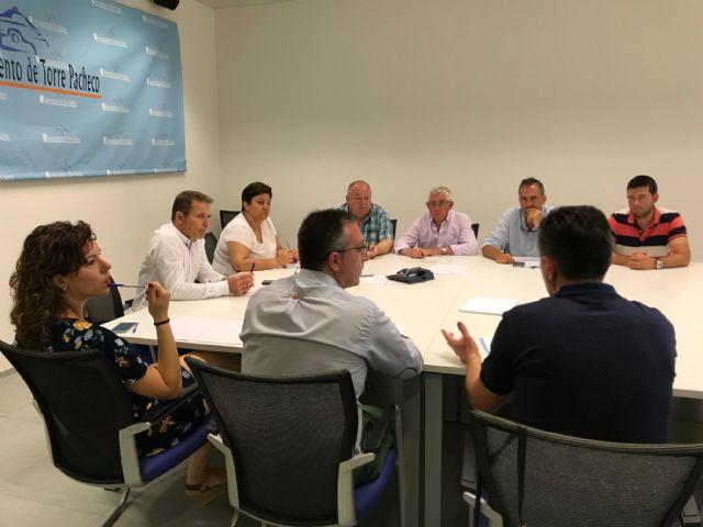 Reunión Ayuntamiento de Torre Pacheco y COEC Torre Pacheco - 2, Foto 2