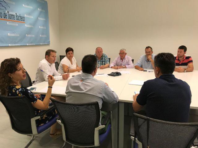 Reunión Ayuntamiento de Torre Pacheco y COEC Torre Pacheco - 3, Foto 3