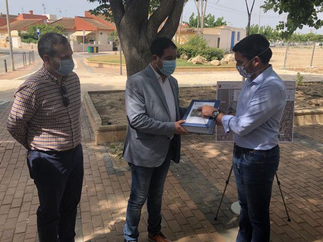 La Comunidad entrega al Ayuntamiento de Los Alcázares el proyecto del nuevo colector de pluviales para recibir la aprobación municipal - 1, Foto 1