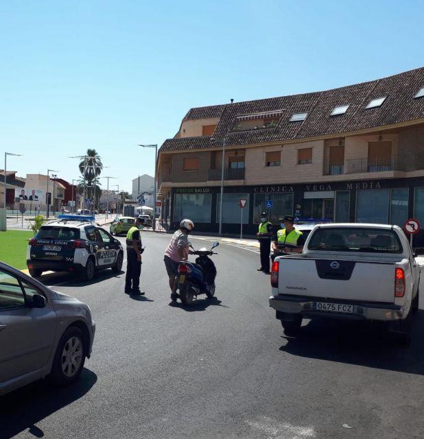 La Policía Local de Archena sanciona a cuatro locales por incumplimiento de las normas anticovid19 - 1, Foto 1