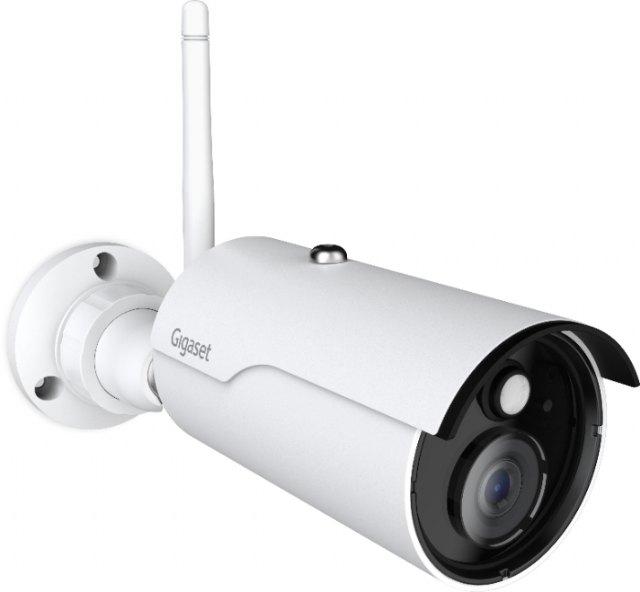 Medidas: 190 x 60 x 60 mm. La cámara de exteriores de Gigaset llama la atención, Foto 1