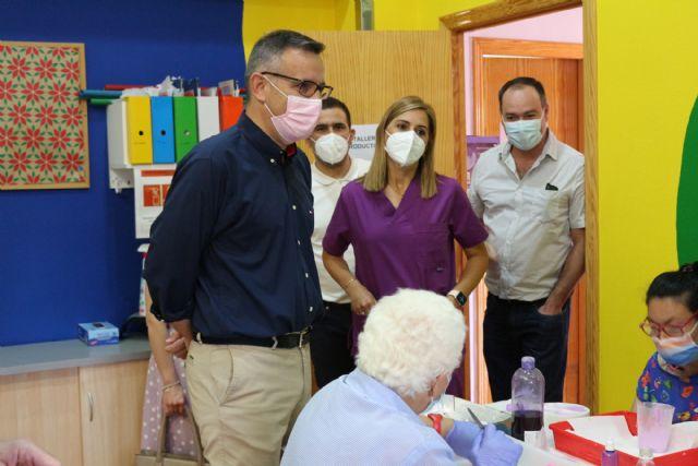 Diego Conesa: El presidente de la Mancomunidad del Valle del Ricote no ha mostrado intención de solucionar los problemas de ADIVAR - 2, Foto 2