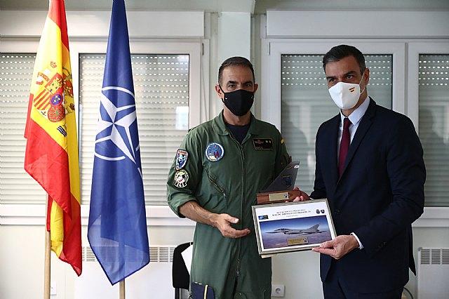 Sánchez subraya en Lituania el compromiso de España con la defensa común y con la seguridad e integridad territorial de los aliados - 3, Foto 3
