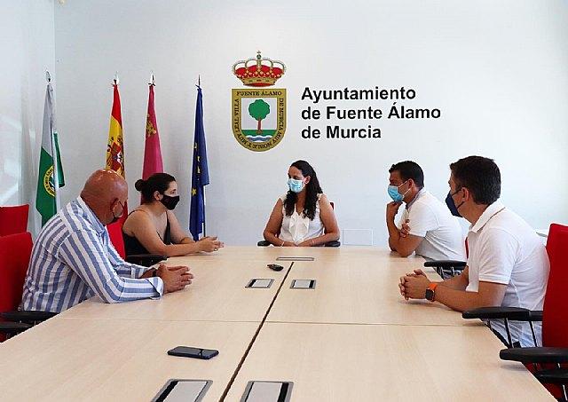 Maria Gómez, del restaurante Magoga, creará una tapa en homenaje a los hosteleros de Fuente Álamo - 2, Foto 2