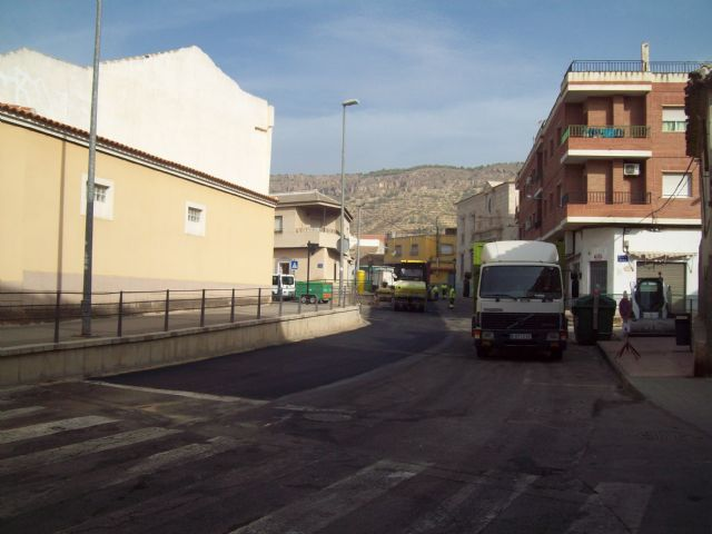 Mejoras en las calles de Alhama con el ´Plan Asfalto 2017´, Foto 2