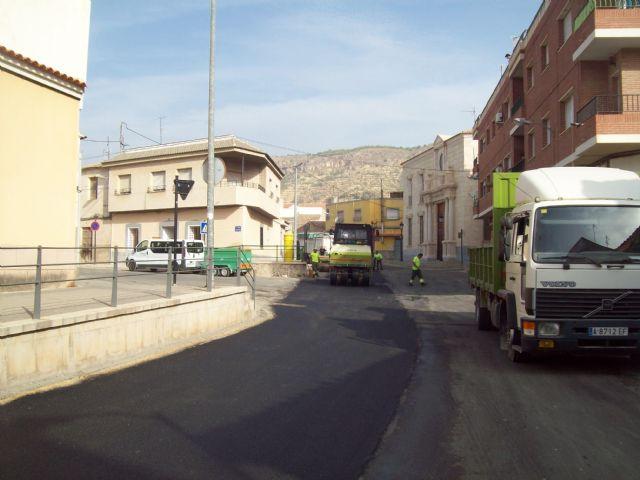 Mejoras en las calles de Alhama con el ´Plan Asfalto 2017´, Foto 3