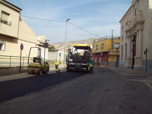 Mejoras en las calles de Alhama con el ´Plan Asfalto 2017´, Foto 4