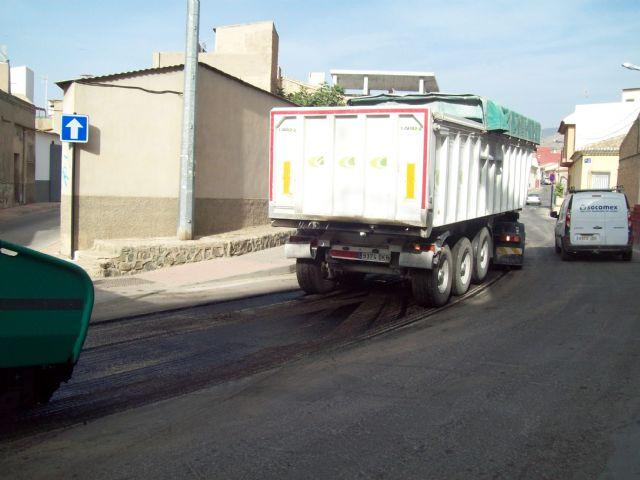 Mejoras en las calles de Alhama con el ´Plan Asfalto 2017´, Foto 5