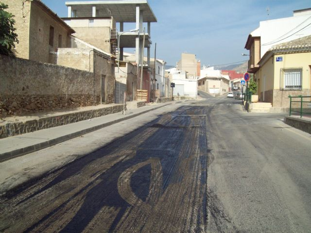Mejoras en las calles de Alhama con el ´Plan Asfalto 2017´, Foto 6