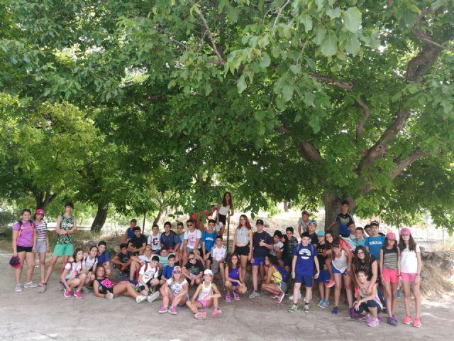 90 chicos disfrutan en nerpio del campamento organizado por juventud, Foto 1