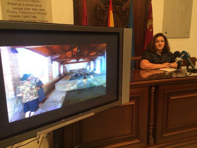 El lavadero tradicional de Zarzadilla de Totana ha sido renovado por alumnos de 4 programas de empleo desarrollados por el Ayuntamiento de Lorca - 1, Foto 1