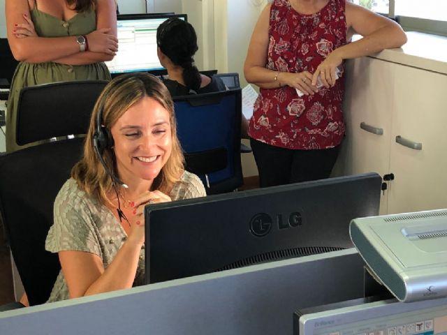 1.174 personas mayores reciben una vigilancia especial para prevenir los efectos nocivos del calor sobre la salud - 1, Foto 1