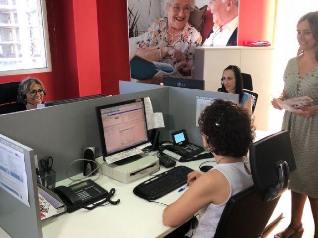 1.174 personas mayores reciben una vigilancia especial para prevenir los efectos nocivos del calor sobre la salud - 2, Foto 2