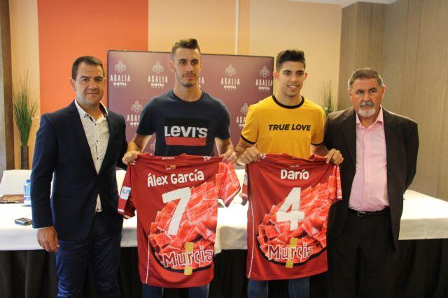 Darío y Álex García aportan juventud, talento y ambición al nuevo ElPozo Murcia FS - 1, Foto 1