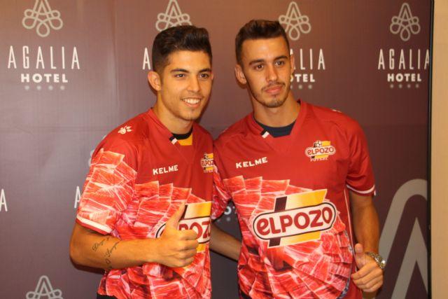 Darío y Álex García aportan juventud, talento y ambición al nuevo ElPozo Murcia FS - 2, Foto 2