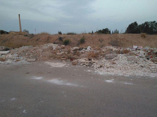 Ahora Murcia demanda que el estado de limpieza de las ramblas sea un punto básico de 'Murcia río' - 3, Foto 3