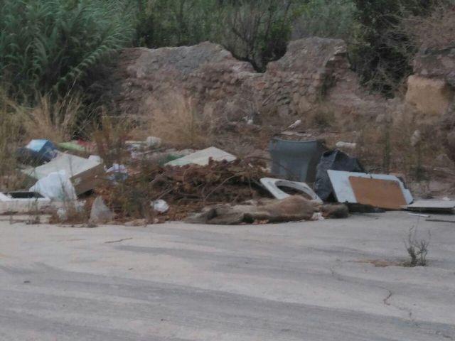 Ahora Murcia demanda que el estado de limpieza de las ramblas sea un punto básico de 'Murcia río' - 4, Foto 4