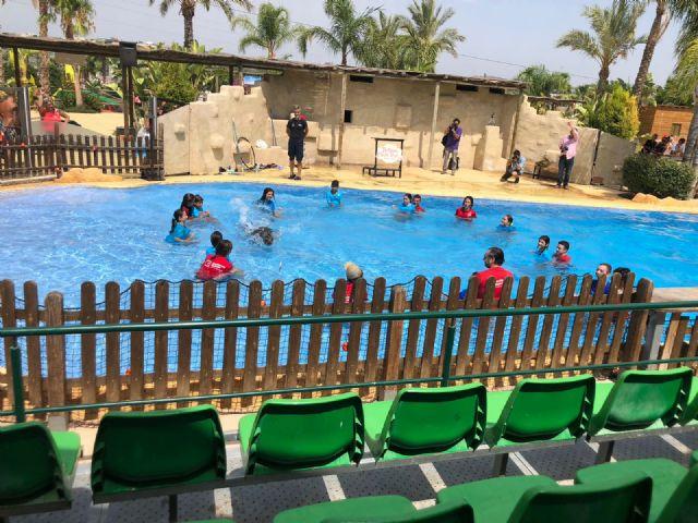 Zooterapia para 50 niños que participan en la Escuela de Verano Adaptada de Terra Natura - 1, Foto 1