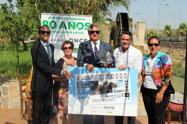 El municipio de Alcantarilla protagoniza el cupón de la ONCE del próximo miércoles 15 de agosto - 2, Foto 2