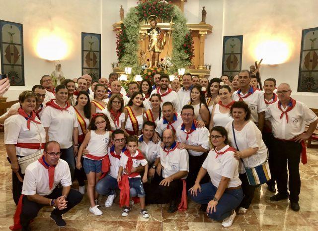 López Miras participa en la romería de San Roque de Ceutí - 1, Foto 1
