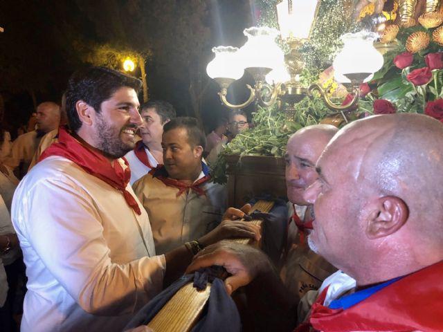 López Miras participa en la romería de San Roque de Ceutí - 2, Foto 2