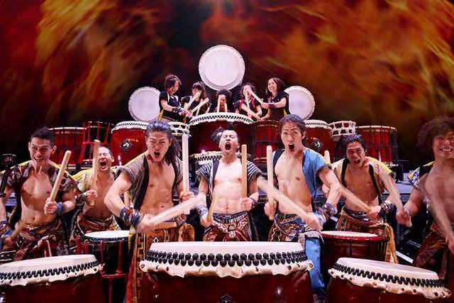 Los tambores japoneses taiko harán vibrar el auditorio Parque Almansa con Yamato, The Drummers of Japan - 1, Foto 1