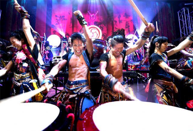 Los tambores japoneses taiko harán vibrar el auditorio Parque Almansa con Yamato, The Drummers of Japan - 2, Foto 2