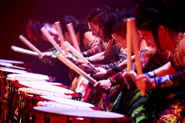 Los tambores japoneses taiko harán vibrar el auditorio Parque Almansa con Yamato, The Drummers of Japan - 3, Foto 3