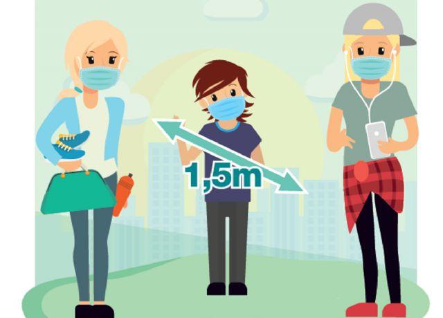 El Ayuntamiento se suma a las campañas estatal y regional para concienciar a los jóvenes frente al coronavirus - 1, Foto 1