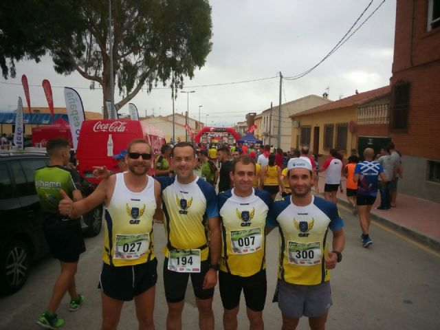 Participation of the Totana Athletics Club in the IV Cross of Fuente Librilla - 1