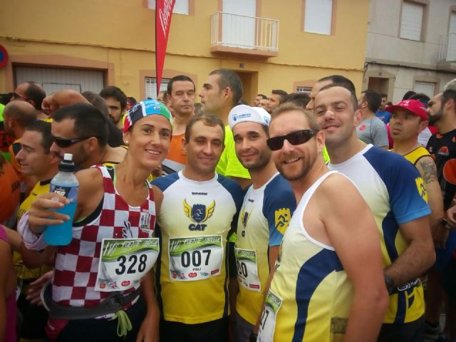 Participation of the Totana Athletics Club in the IV Cross of Fuente Librilla - 2