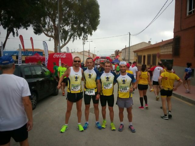 Participation of the Totana Athletics Club in the IV Cross of Fuente Librilla - 3