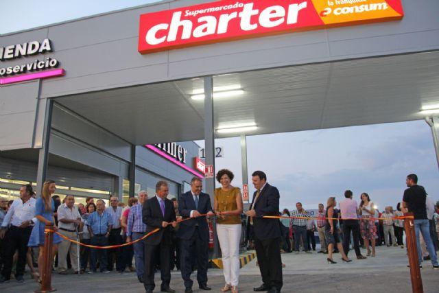 Alimer abre un nuevo supermercado y una gasolinera en Puerto Lumbreras - 1, Foto 1
