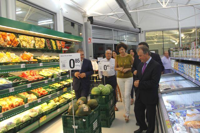 Alimer abre un nuevo supermercado y una gasolinera en Puerto Lumbreras - 2, Foto 2