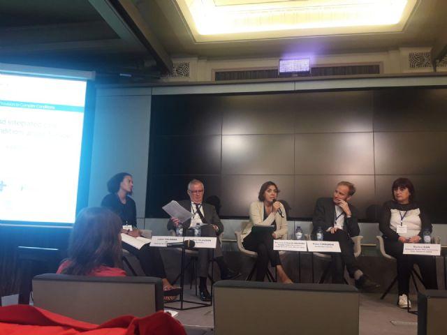 La Unión Europea toma como ejemplo la experiencia de la Región en el abordaje de las enfermedades raras, Foto 1