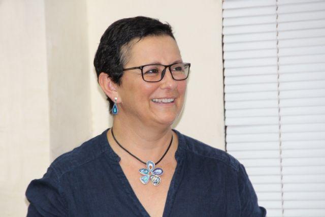Magdalena Sánchez Blesa, pregonera de la Feria de Alhama 2018, Foto 2