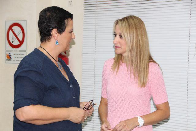 Magdalena Sánchez Blesa, pregonera de la Feria de Alhama 2018, Foto 4