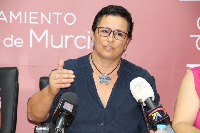 Magdalena Sánchez Blesa, pregonera de la Feria de Alhama 2018, Foto 7