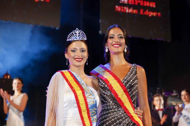 Marina Millán, Reina de las Fiestas Patronales de Puerto Lumbreras 2019 - 1, Foto 1