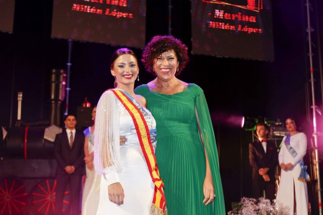 Marina Millán, Reina de las Fiestas Patronales de Puerto Lumbreras 2019 - 2, Foto 2