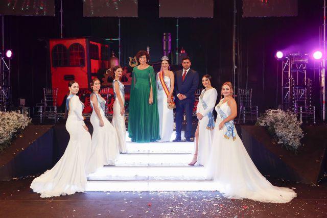 Marina Millán, Reina de las Fiestas Patronales de Puerto Lumbreras 2019 - 3, Foto 3
